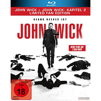 John Wick:Kapitel 1+2 Fan ED/2BD [Blu-ray]