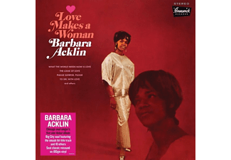 Barbara Acklin - Love Makes A Woman - (Vinyl)