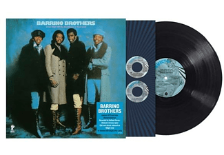 The Barrino Brothers - Livin' Off The Godness  - (Vinyl)