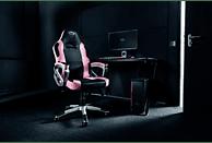 TRUST Gaming GXT 705P Gaming-Stuhl, Rosa