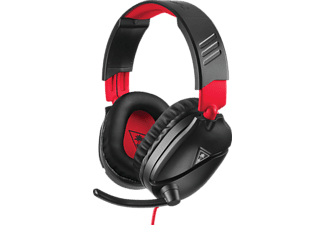 TURTLE BEACH Gaming Headset Recon 70 Headset schwarz/rot