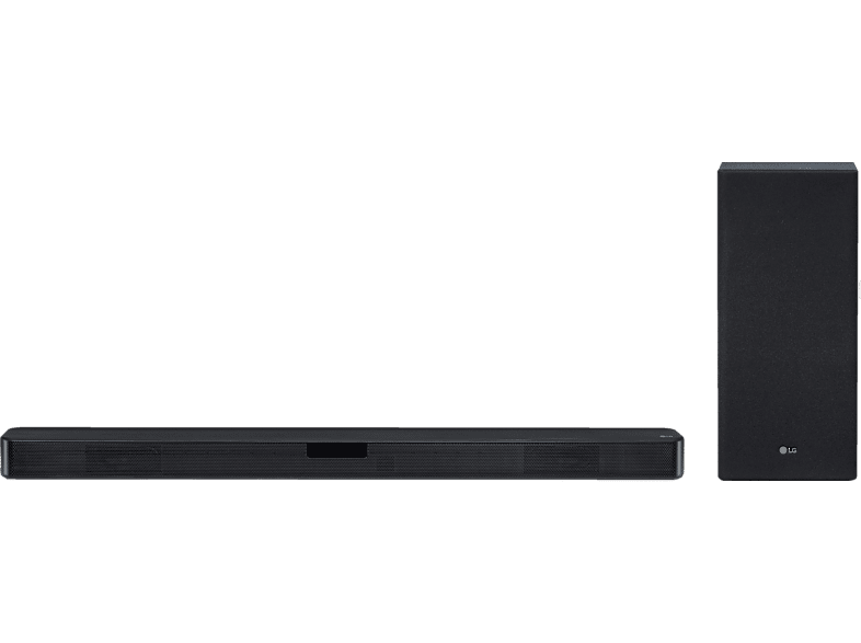 LG SL5Y, Soundbar, Schwarz