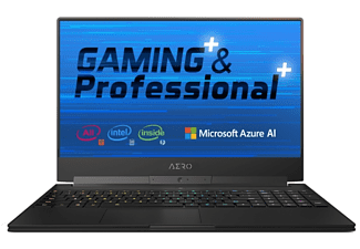 "Portátil gaming - Gigabyte Aero15, 15.6"" FHD, Intel® Core™ i7-8750H, 16GB, 1TB SSD, RTX 2070, W10"