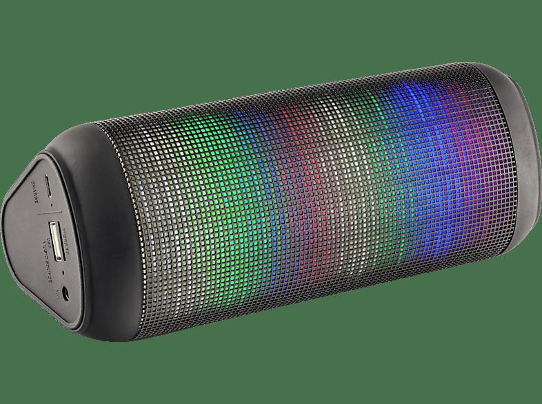 CALIBER HPG429BTL Bluetooth Lautsprecher, Schwarz