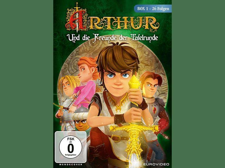 Arthur und die Freunde der Tafelrunde [DVD]