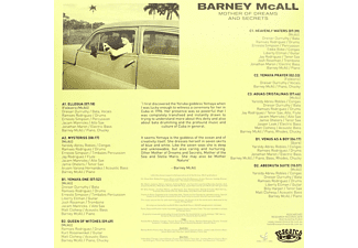 Barney Mcall - MOTHER OF DREAMS AND SECRETS (+MP3)  - (LP + Download)