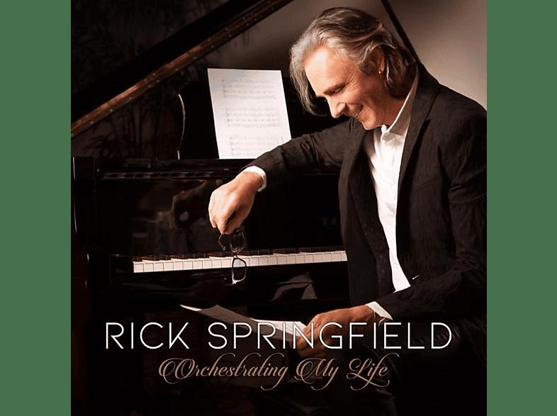 Rick Springfield - ORCHESTRATING MY LIFE [CD]