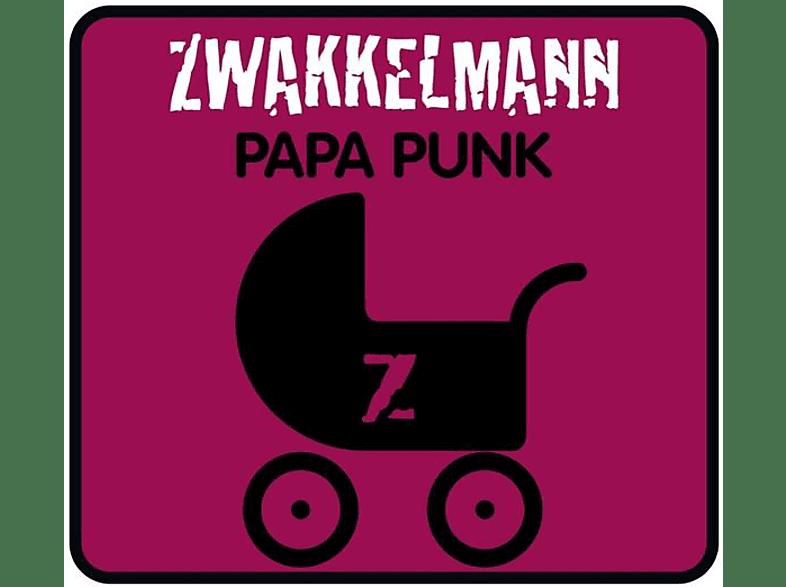 Zwakkelmann - PAPA PUNK [CD]