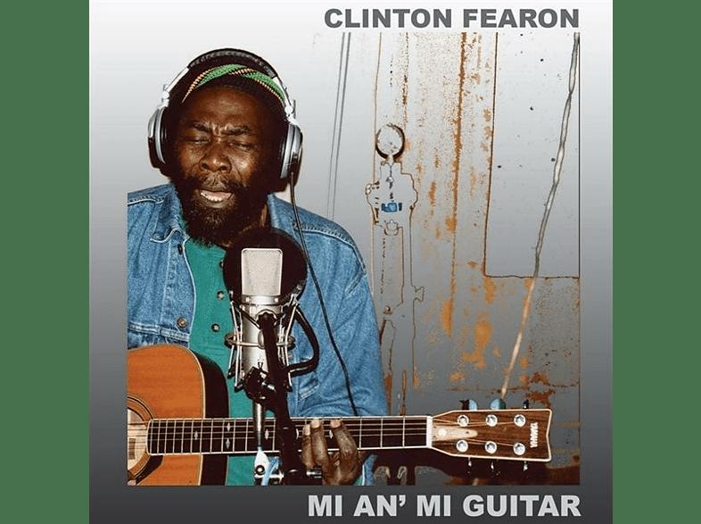 Clinton Fearon - MI AN MI GUITAR [CD]