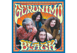 Geronimo Black - FREAK OUT PHANTASIA  - (LP + Bonus-CD)