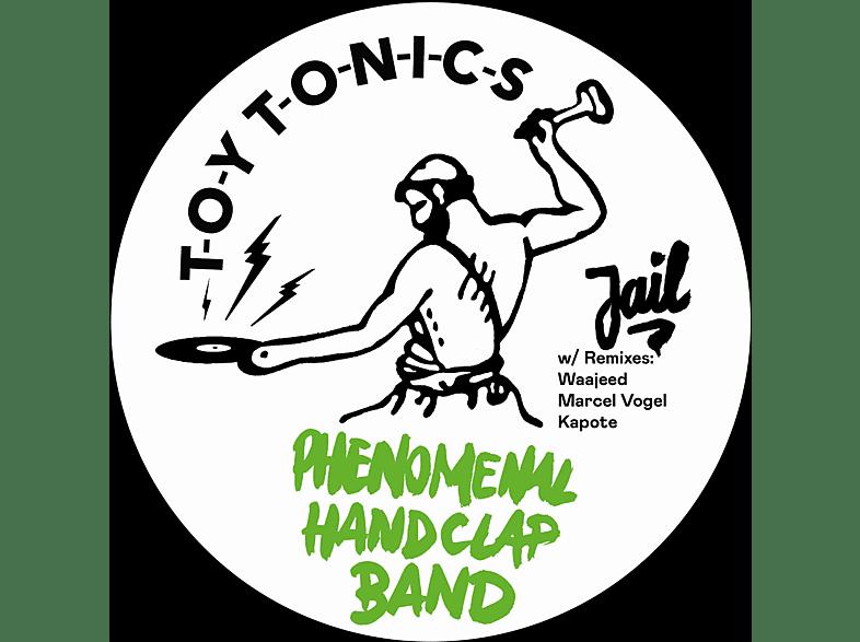 The Phenomenal Handclap Band - JAIL (REMIXES: WAAJEED MARCEL) [Vinyl]