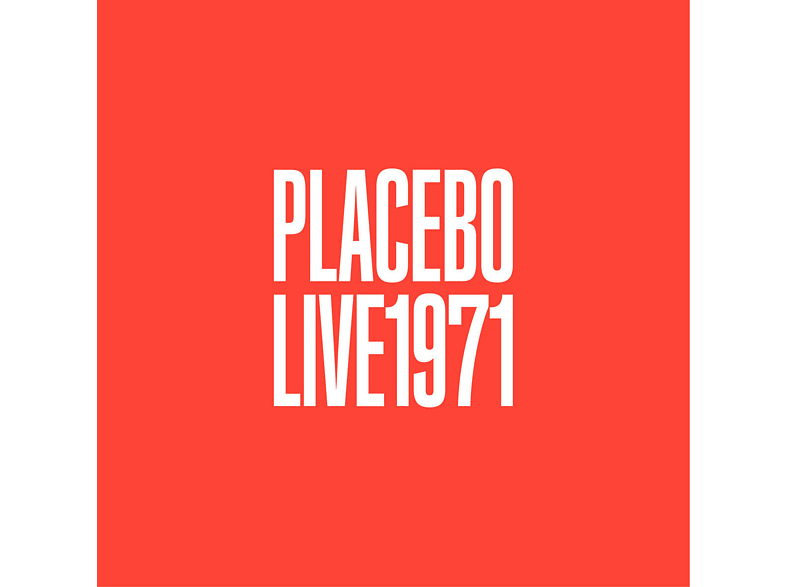 Placebo (Marc Moulin) - LIVE 1971 [Vinyl]