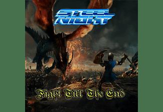 Steel Night - FIGHT TILL THE END  - (CD)