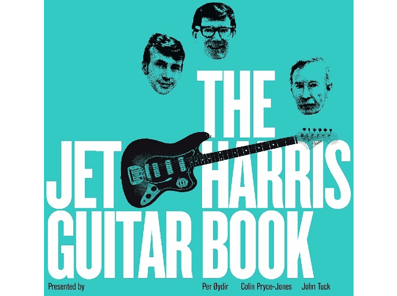 Per Øydir, John Tuck, Colin Pryce-jones - THE JET HARRIS GUITAR BOO [Vinyl]