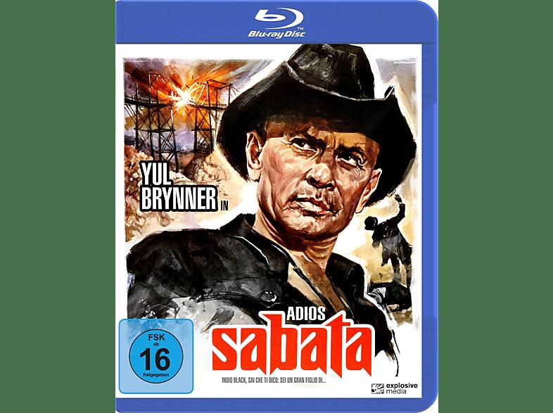 Adios Sabata [Blu-ray]