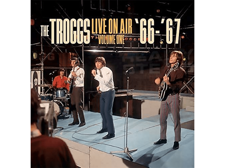 The Troggs - LIVE ON AIR 1 66- 67 [Vinyl]