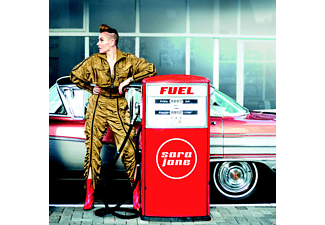 Sarajane - FUEL - (CD)