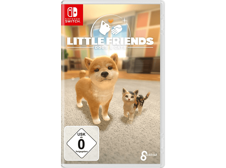 Little Friends: Dogs and Cats [Nintendo Switch]
