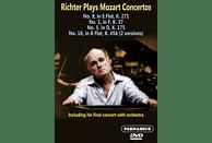 Sviatoslav Richter/Lorin Maazel/French NRO/Barshai - Richter plays Mozart Concertos [DVD]