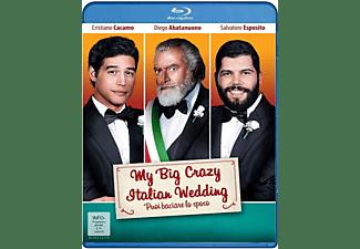 My Big Crazy Italian Wedding Blu-ray