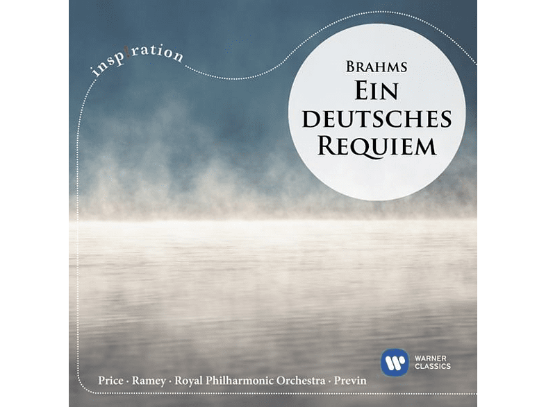 Margaret Price, Royal Philharmonic Orchestra, André Previn - Ein Deutsches Requiem [CD]
