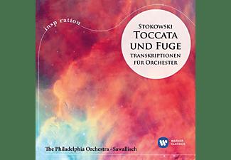 The Philadelphia Orchestra - Stokowski:Toccata und Fuge-Transkriptionen for Or.  - (CD)