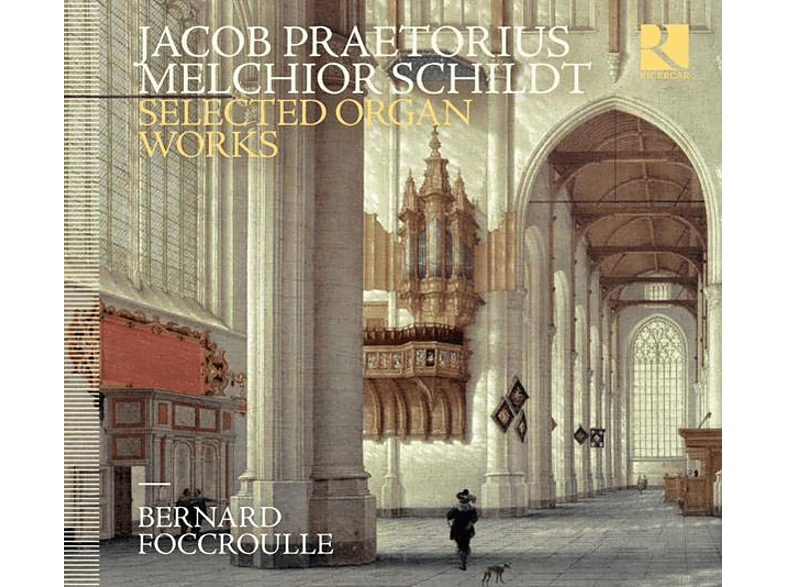 Bernard Foccroulle (orgel) - Orgelwerke [CD]