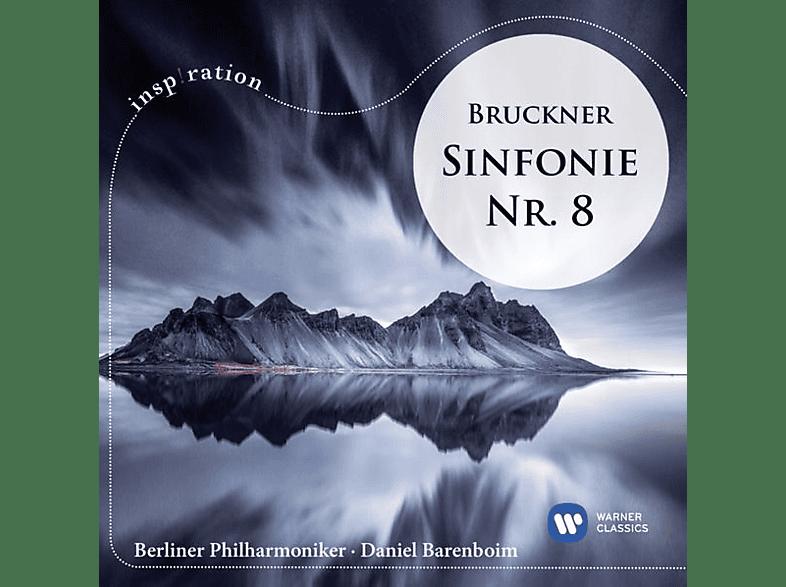 Daniel Barenboim, Berlin Philharmonic Orchestra - Sinfonie 8 [CD]