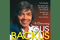Gus Backus - In Erinnerung [CD]