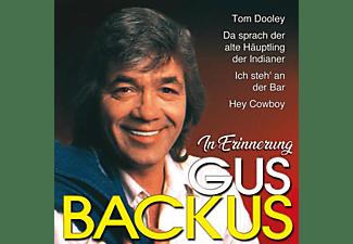 Gus Backus - In Erinnerung  - (CD)