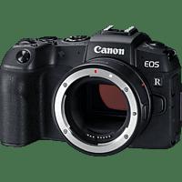 CANON EOS RP Gehäuse Kit Systemkamera 26.2 Megapixel mit Objektiv 24-105 mm f/4, 7,5 cm Display Touchscreen, WLAN