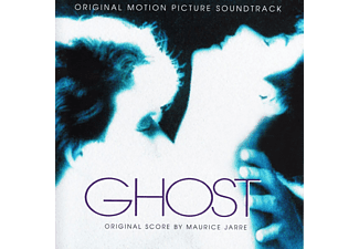 Ghost OST CD
