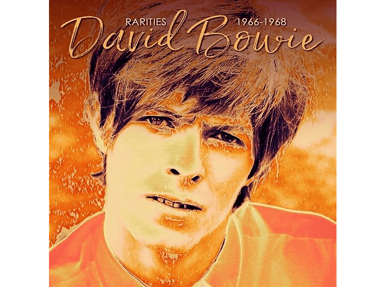 David Bowie - Rarities 1966-1968 [CD]