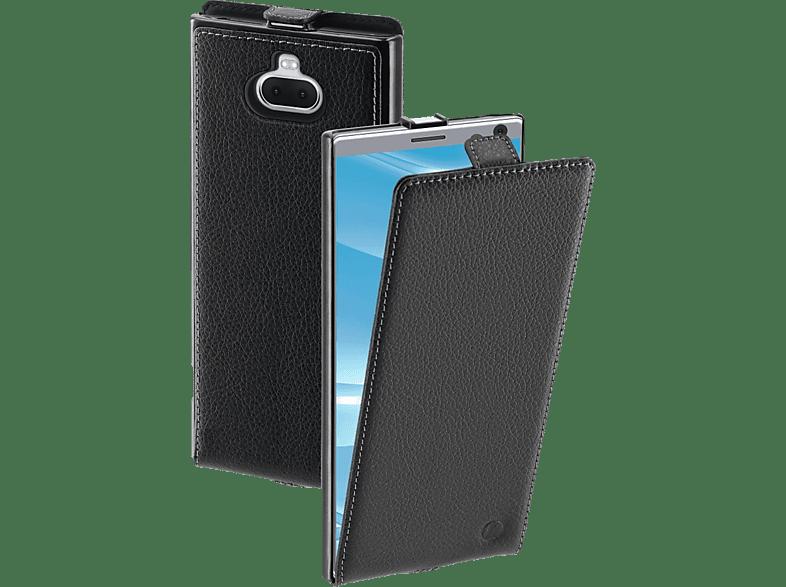 HAMA Smart Case Flip Cover Sony Xperia 10 Leder (Obermaterial) Schwarz