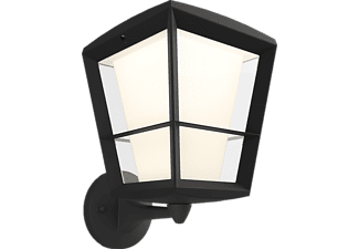 PHILIPS Hue White and Color Ambiance Econic - Applique murale extérieur (Noir)