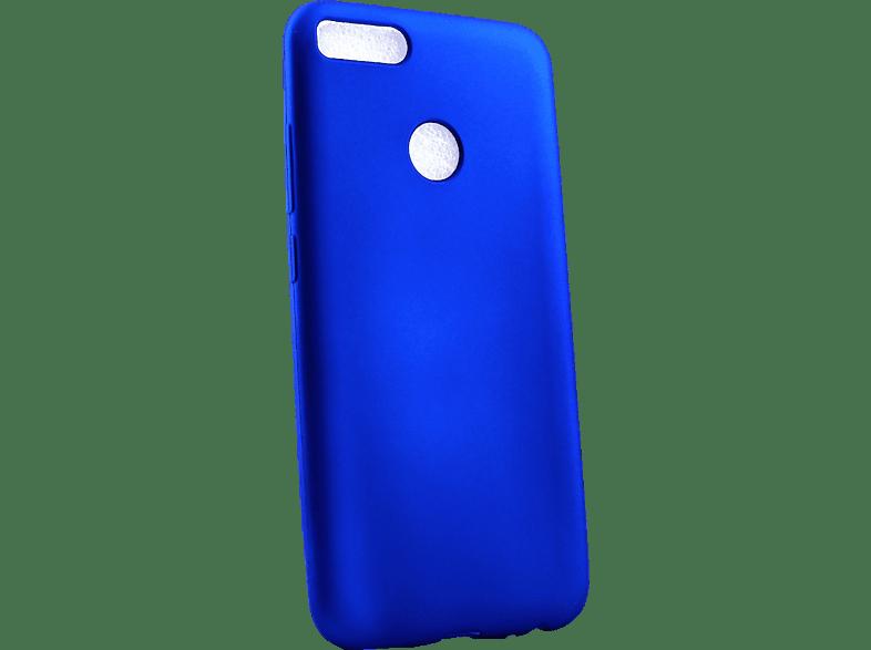 AGM 28266 Backcover Xiaomi Mi A1 Thermoplastisches Polyurethan Dunkelblau