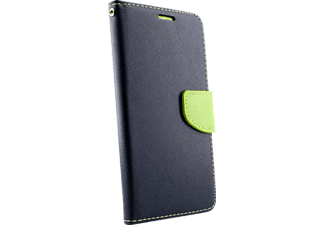 AGM 28270 Fashion, Bookcover, Xiaomi, Mi A1, Marineblau/Lime