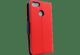 AGM 28269 Fashion, Bookcover, Xiaomi, Mi A1, Rot/Dunkelblau