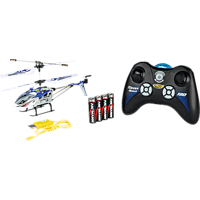 CARSON Easy Tyrann 180 Sport IR 100% RTF RC Helikopter, Blau