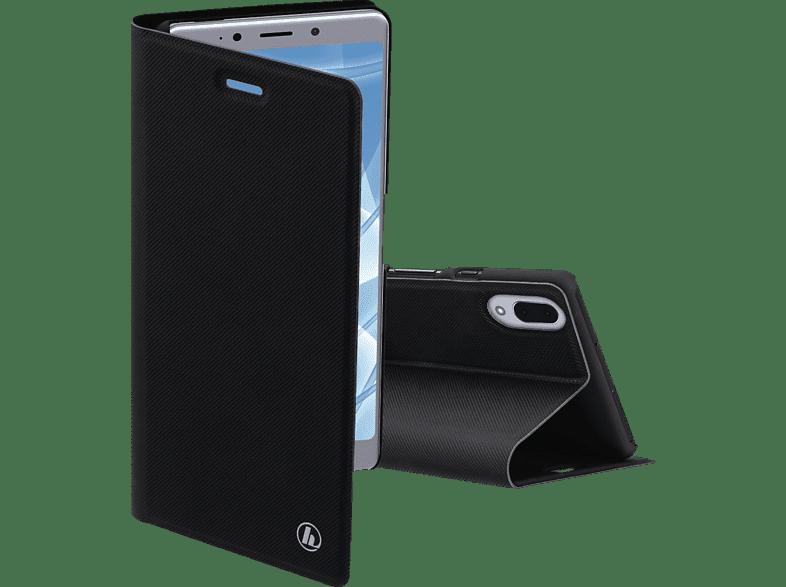 HAMA Slim Pro Bookcover Sony Xperia L3 Polyurethan Schwarz
