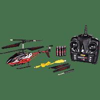 CARSON Metal Beast 230 2.4G 100% RTF RC Helikopter, Schwarz