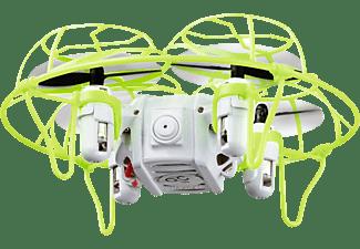 CARSON X4 Quadcopter NANO Cage 2.4G 100% RTF Quadrocopter, Weiß