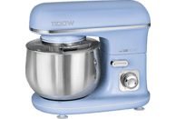 CLATRONIC KM 3711 Küchenmaschine Blau (Rührschüsselkapazität: 5 Liter, 1100 Watt)