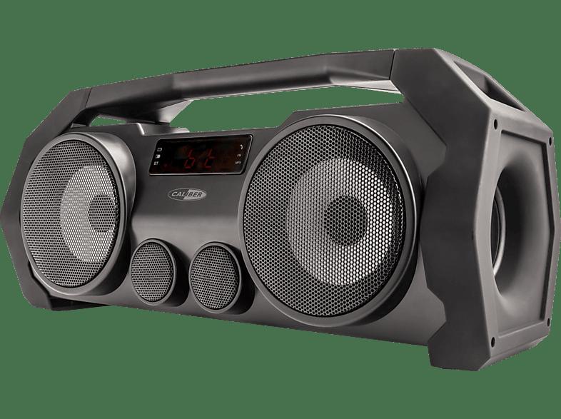 CALIBER HPG528BT Bluetooth Lautsprecher, Schwarz