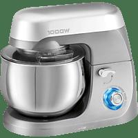 CLATRONIC KM 3709  Küchenmaschine Titan 1000 Watt