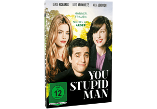You Stupid Man DVD