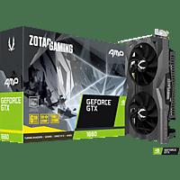 ZOTAC GeForce® GTX 1660 AMP! 6GB (ZT-T16600D-10M) (NVIDIA, Grafikkarte)