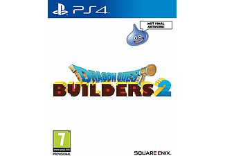 PS4 - Dragon Quest Builders 2 /I