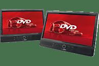 CALIBER MPD2010T Tragbarer DVD spieler, Schwarz