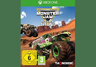 Monster Jam Steel Titans - [Xbox One]